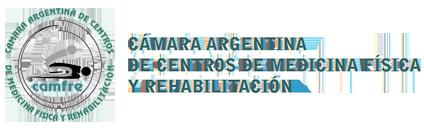 Camfre, Cámara Argentina de Centros de Medicina Física y Rehabilitación